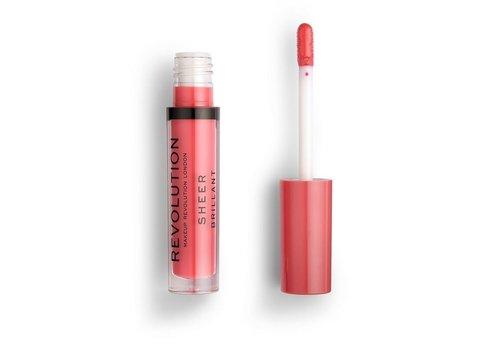 Makeup Revolution Sheer Lipgloss 138 Excess