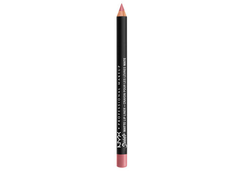 NYX Professional Makeup Suede Matte Lip Liner Tea and Cookies