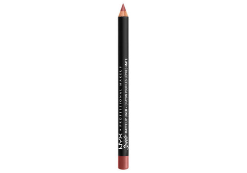 NYX Professional Make Up Suede Matte Lip Liner Cannes