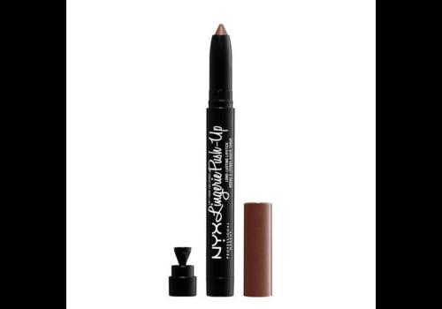 NYX Professional Makeup Lip Lingerie Push Up Long Lasting Lipstick Teddy