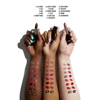 NYX Cosmetics Shout Loud Satin Lipstick Exclusive
