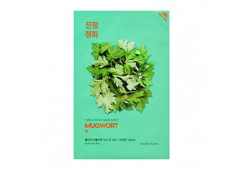 Holika Holika Pure Essence Mask Sheet Mugwort