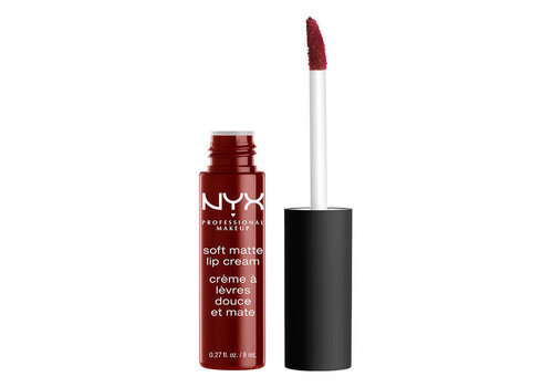 NYX Professional Makeup Soft Matte Lip Cream Madrid