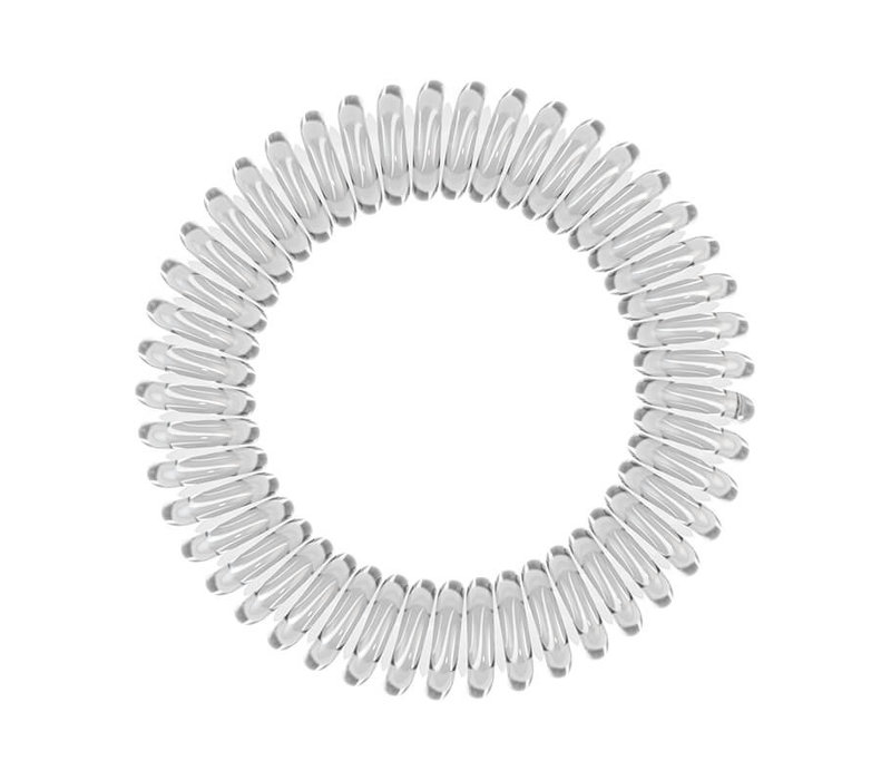 Invisibobble Slim Traceless Hair Ring Crystal Clear