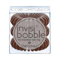Invisibobble Original Traceless Hair Ring Pretzel Brown