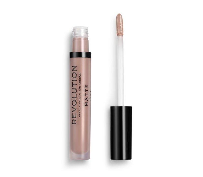 Makeup Revolution Matte Liquid Lipstick 122 Darling