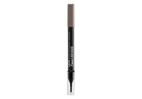 NYX Professional Makeup Dazed & Diffused Blurring Lipstick Unwind