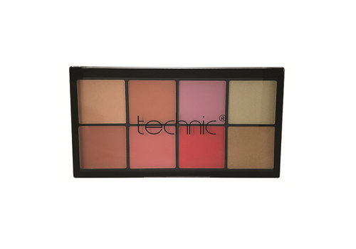 Technic Tropical Paradise Blush and Highlight Palette