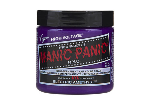Manic Panic Classic High Voltage Semi-Permanente Haarverf Electric Amethyst