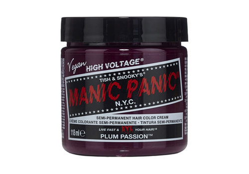Manic Panic Classic High Voltage Semi-Permanente Haarverf Plum Passion