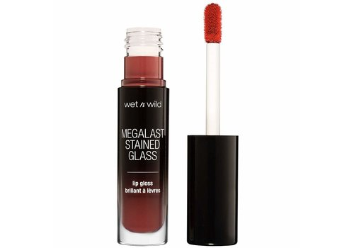 Wet n Wild Megalast Stained Glass Lip Gloss Handle With Care