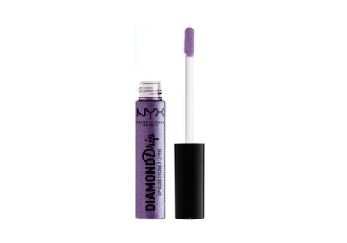 NYX Professional Makeup Diamond Drip Lip Gloss Princess Of The Day