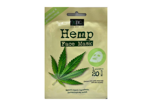 XBC Hemp Face Mask