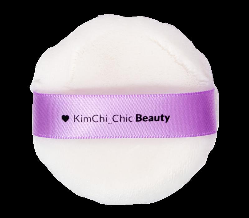 KimChi Chic Beauty Puff Puff Pass Set & Bake Powder No Color