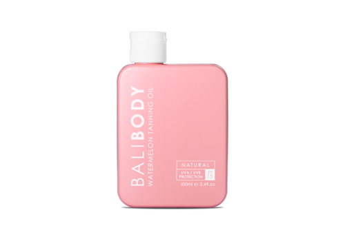 Bali Body Watermelon Tanning Oil SPF15