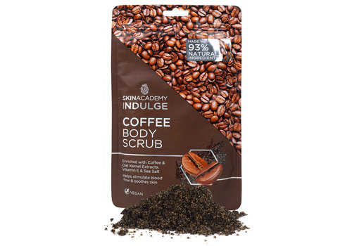 Skin Academy Body Scrub Coffee