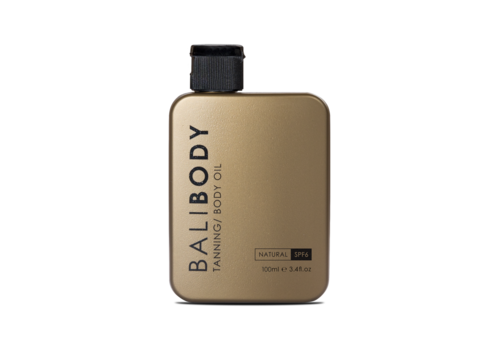 Bali Body Natural Tanning & Body Oil SPF6