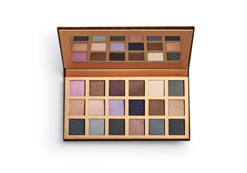 XX by Revolution Luxx Shadow Palette Tuxxedo