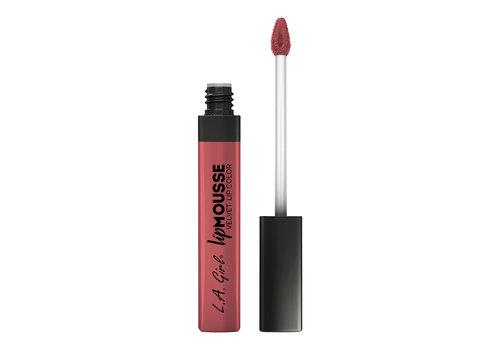 LA Girl Lip Mousse Velvet Lipcolor Squad