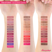 Dose of Colors Liquid Matte Lipstick Mood