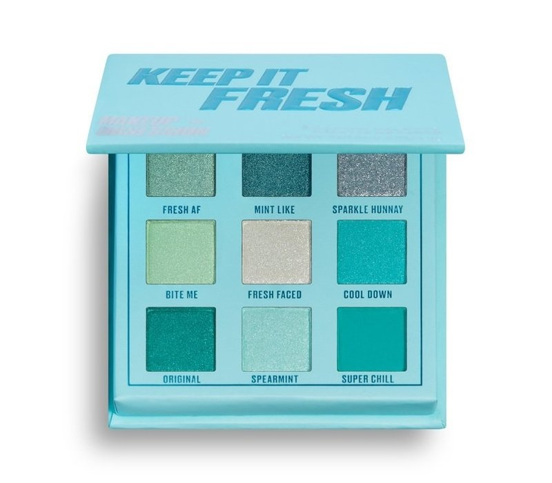 Makeup Obsession Keep It Fresh Eyeshadow Palette