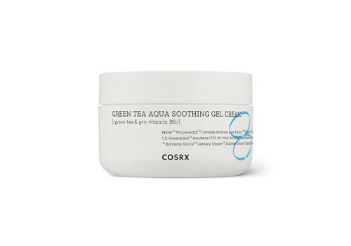 COSRX Hydrium Green Tea Aqua Soothing Gel Cream 50 ml.