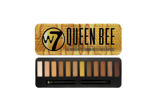 W7 Cosmetics Queen Bee Eyeshadow Palette