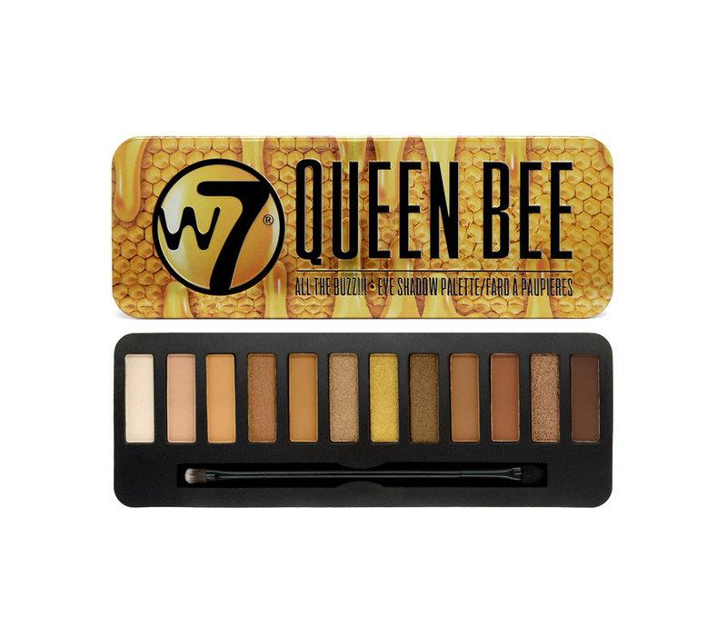 W7 Cosmetics Queen Bee Eyeshadow Palette