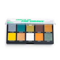 Makeup Obsession Take It to the Grave Eyeshadow Palette