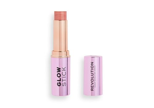 Makeup Revolution Fast Base Glow Stick Rose Gold