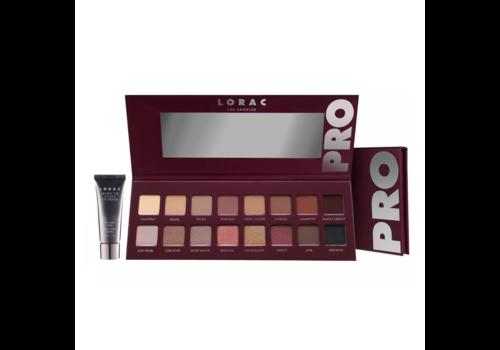 Lorac Pro Eyeshadow Palette 4 With Mini Eye Primer