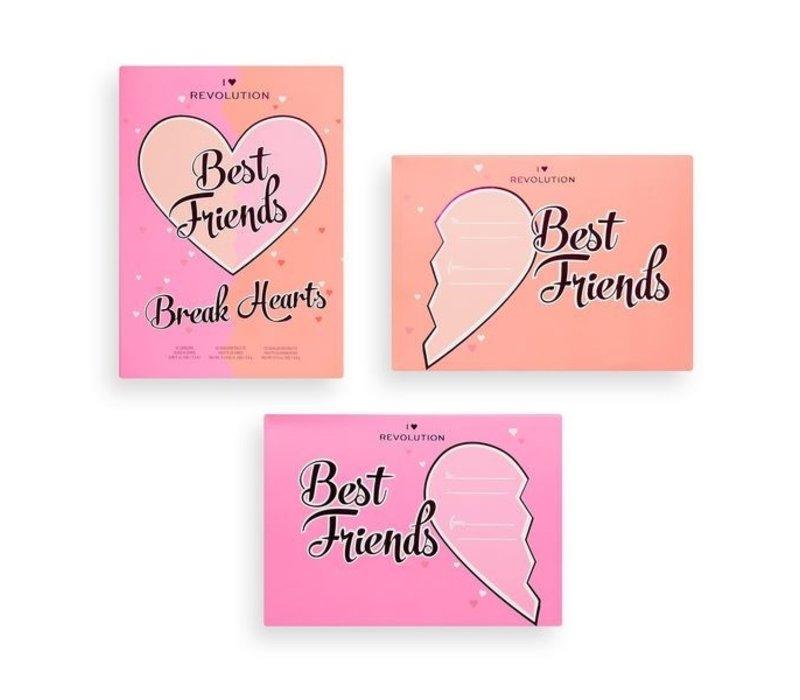 I Heart Revolution Best Friends Break Hearts