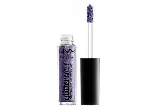 NYX Professional Makeup Glitter Goals Liquid Eyeshadow Retrograde