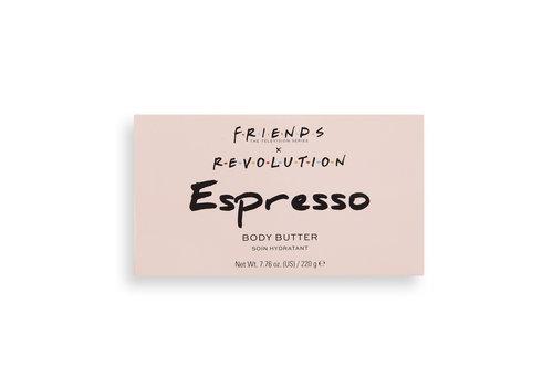 Makeup Revolution x Friends Espresso Body Butter
