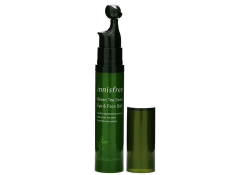 Innisfree Green Tea Seed & Eye Face Ball