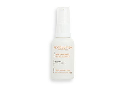 Revolution Skincare 20% Vitamin C Radiance Serum