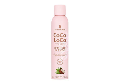 Lee Stafford CoCo LoCo & Agave Firm Hold Hair Spray