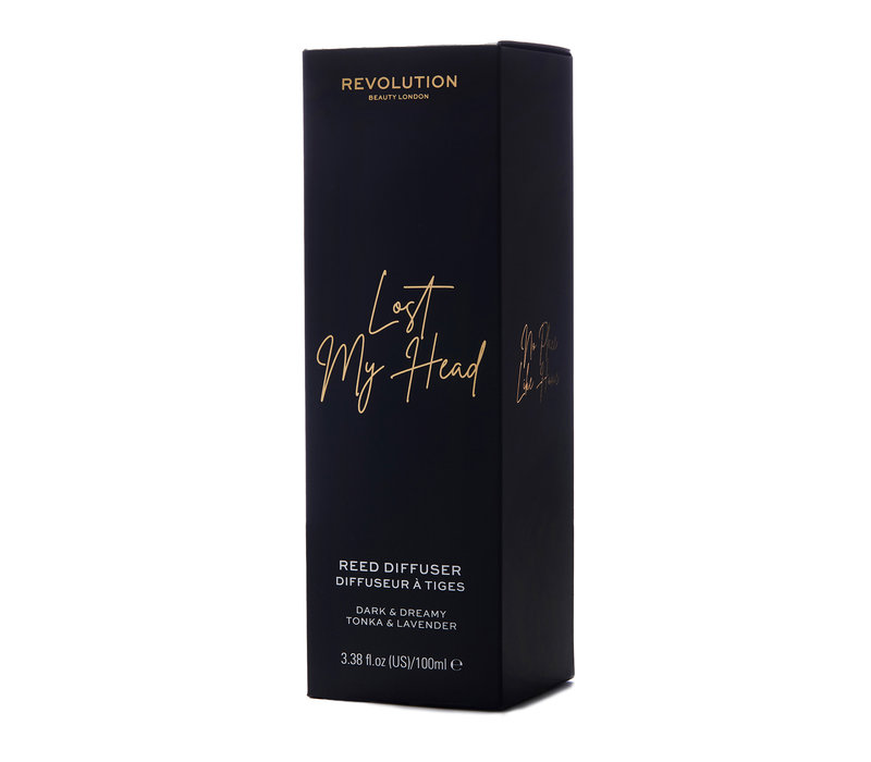 Makeup Revolution Lost My Head Reed Diffuser