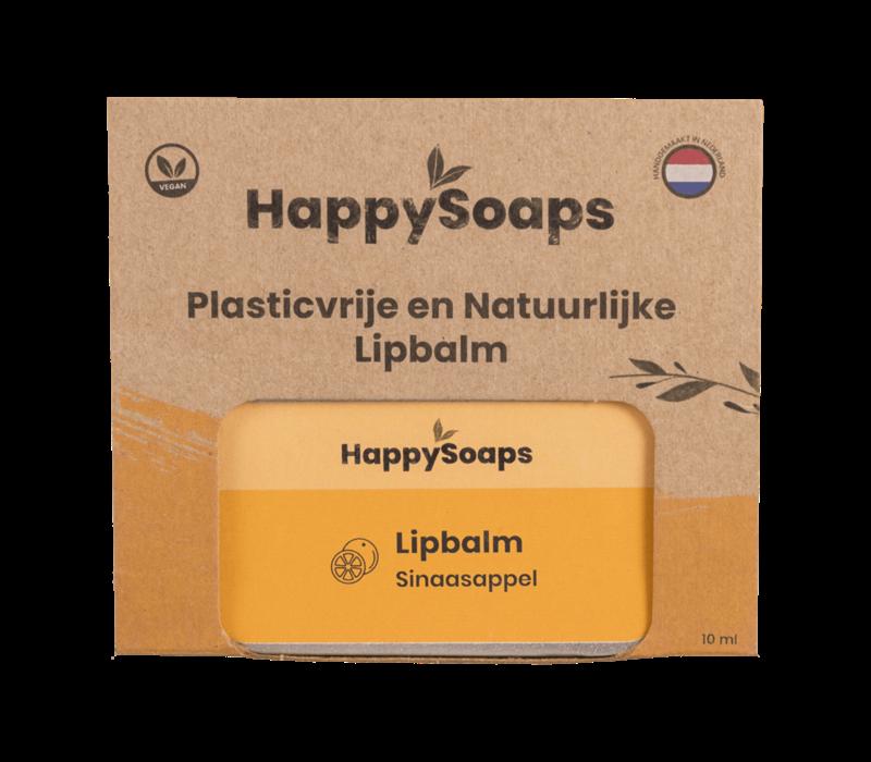 HappySoaps Lip Balm Orange