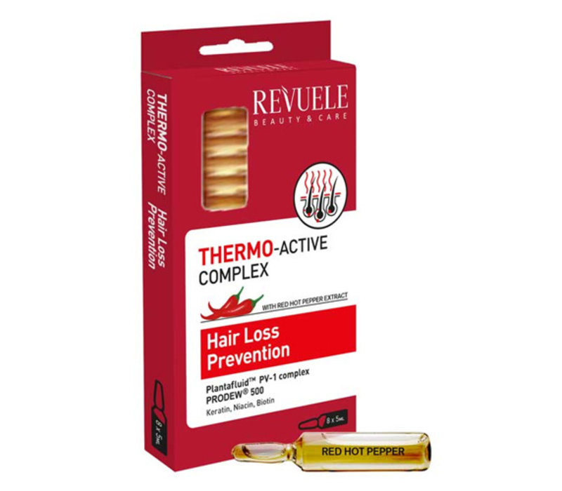 Revuele Thermo Active Complex Hair Loss Prevention Ampoules
