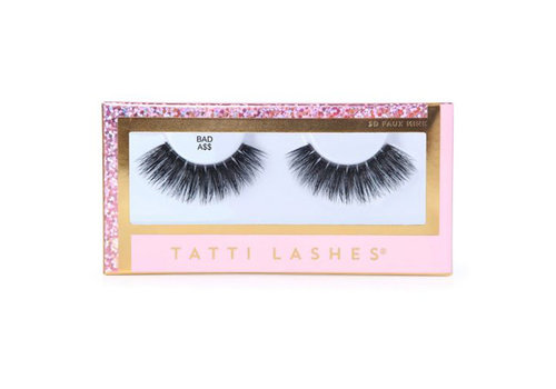 Tatti Lashes Faux Me Mink Badd A$$