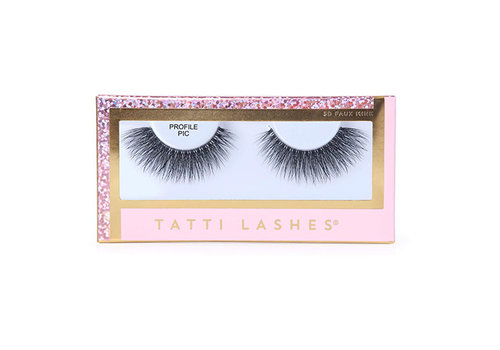Tatti Lashes Faux Me Mink Profile Pic