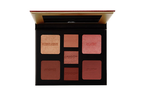Milani All Inclusive Eye, Cheek & Face Palette Medium to Deep
