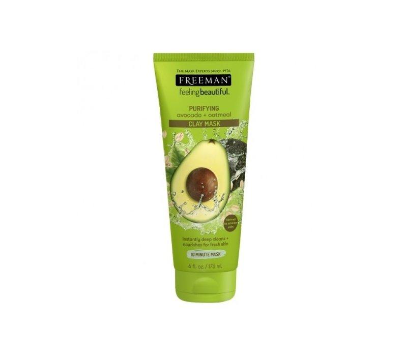 Freeman Clay Mask Avocado and Oatmeal