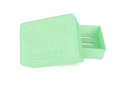 Biovène Storage Case Mint Green