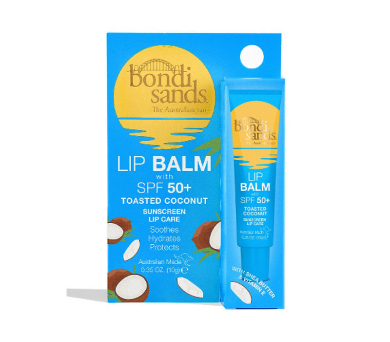Bondi Sands Sunscreen Lip Balm SPF 50+ Toasted Coconut
