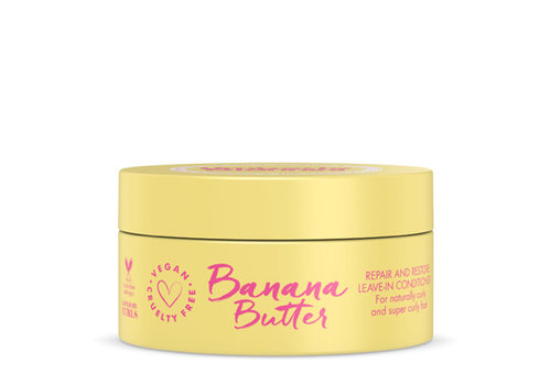 Umberto Giannini Banana Butter Leave In Conditioner