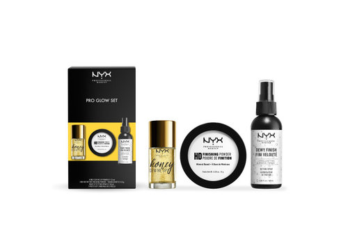 NYX Professional Makeup Pro Glow Set