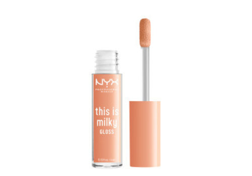 NYX Professional Makeup This is Milky Gloss Milk N Hunny
