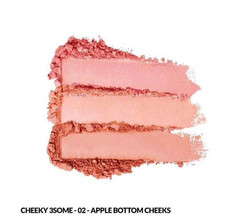 KimChi Chic Beauty Cheeky 3Some Apple Bottom Cheeks